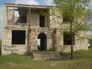 Обменяю недостроенный дом под Одессой на автомобиль.