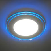Светодиодная панель. Светильник с led подсветкой Feron al2660 8 - 16Вт