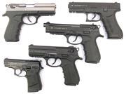 Новые сигнально-стартовые пистолетЫ,  кал.9мм Р.А.: