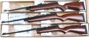 Распродажа новых пневматических винтовок газобалонного типа: