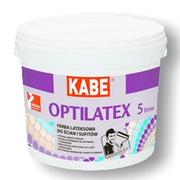Optilatex - латексная краска для стен и потолков - 15кг (Польша)