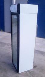 Холодильный шкаф витрина для напитков  бу объем 370 л