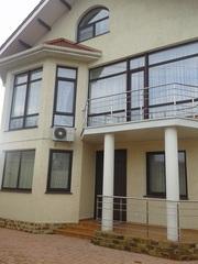 Продам дом новой постройки с панорамой моря,  Фонтанская дорога
