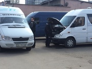 микроавтобусы Mercedes и Фольксваген ремонт и обслуживание