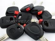 Чипованные ключи для авто