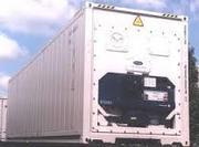 Рефконтейнер с обогревом 45 футов Hi Cube Pallet Wide б/у