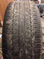 Bridgestone 245/55 R19 резина  летняя,  комплект 4 шт.