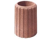 Урна бетонная вибропрессованная без дна