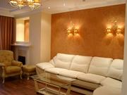 Отделка стен и фасадов декоративной штукатуркой короед