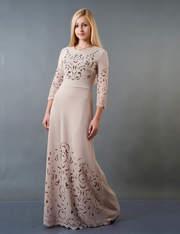 Оптовый производитель женской одежды VOKARI | Платье DG Plus Size
