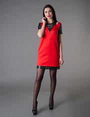Оптовый производитель женской одежды VOKARI | Стильное платье PlusSize