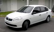 Аренда,  Прокат Renault Symbol 2012 1.4 мех