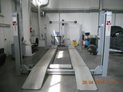 Продам гидравлический подъемник SR-4050