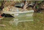 Лодка «Сарепта» в хорошем состоянии