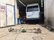 Профессионалы по ремонту Mercedes и микроавтобусов Фольксваген