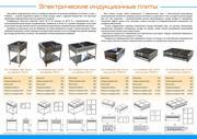 Электрические Индукционные плиты