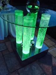 Пузырьковый стол в аренду