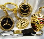 Брелки для атомобильных ключей