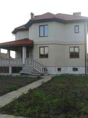 Новый дом под отделочные работы п. Лески