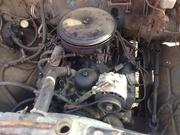 Двигатель Газ-Саз 53 первой комплектности с коробкой с газовый оборудо