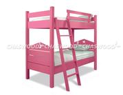 """Двухъярусная кровать """"Лапушка"""""""