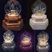 Сувенир - подарок Снежный Рождественский шар Одесса