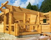 Деревянные дома из сруба Купить готовый сруб