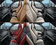 Обивочные материалы для перетяжки автосалона: автоткани,  автокожа