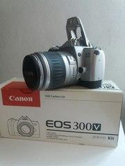 Продам Canon EOS 300v 28-90 II(s) kit