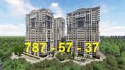 Продажа квартир,  3-к. в ЖК «Акрополь». Оформление 0%.