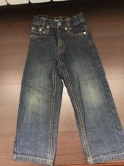 Джинсы REBEL 104 см (3-4 года)
