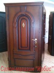 Входные бронированные двери Ирбис