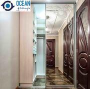 Гардеробные комнаты под заказ Ocean Group
