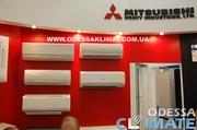 Кондиционеры Mitsubishi Heavy Одесса