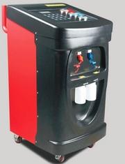 Установка для замены хладагента при заправке кондиционера авто AC-100
