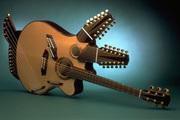 Уроки игры на гитаре,  краткий курс для взрослых. Стань душой компании!