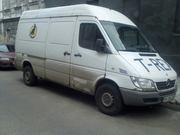 Грузовой микроавтобус Mersedes Sprinter