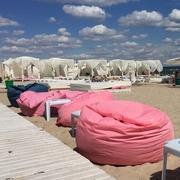 Кресло-мешок для пляжа
