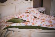 Комплект постельного белья из сатина от Мастерской Зои Беркович