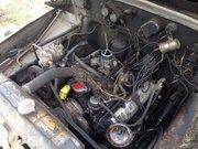 Двигатель Зил 131 с коробкой в сборе