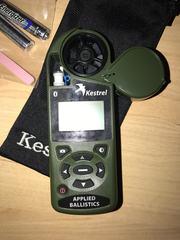 Продам Метеостанцию Kestrel 4500 AB / Bluetooth