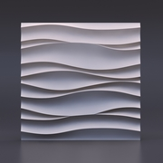 3Д-стеновые панели