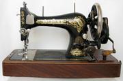 Ремонт швейных машин и оверлоков в Одессе.
