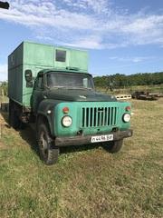 Газ 52 фургон