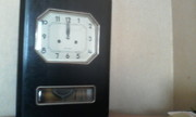 Часы настенные Янтарь с боем под ремонт 300 грн.