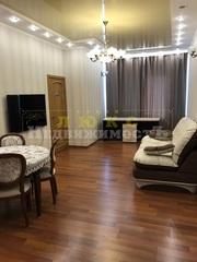 Сдам посуточно трехкомнатную  квартиру  Генуэзская / ЖК Южная Пальмира
