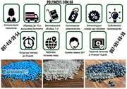 Производим вторичный полиэтилен ПЭНД-HDPE