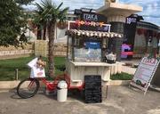 Велокофейня,  трехколесные велосипеды для взрослых и бизнеса
