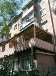 Ремонт и расширение балконов и лоджий под ключ