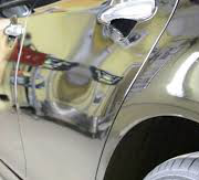 Рихтовка кузова автомобиля